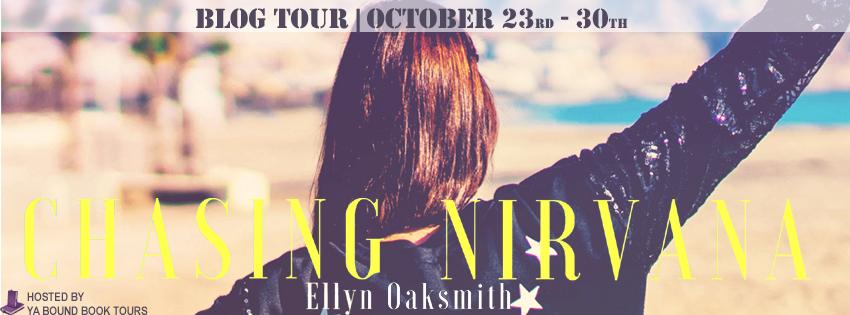 Chasing Nirvana tour banner