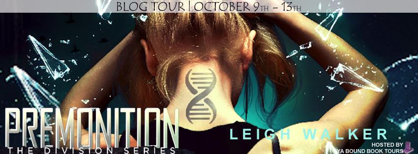 Premonition TOUR banner